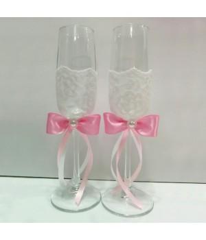 Свадебные бокалы №15
