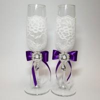 Свадебные бокалы №21