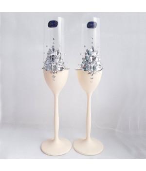 Свадебные бокалы №30