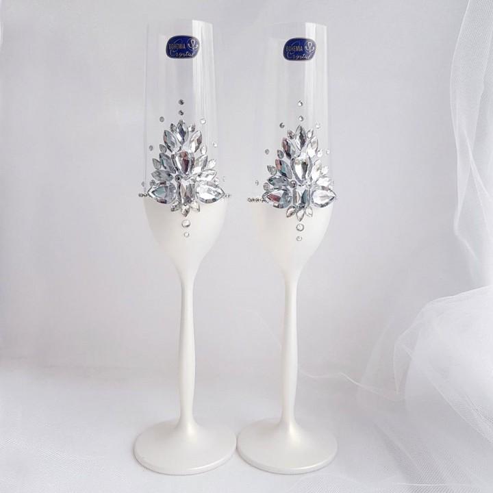 Свадебные бокалы №31