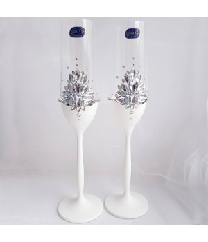 Свадебные бокалы №32