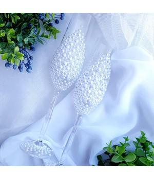Свадебные бокалы №34
