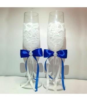 Свадебные бокалы №3