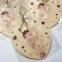 Шоколадные сердца №1