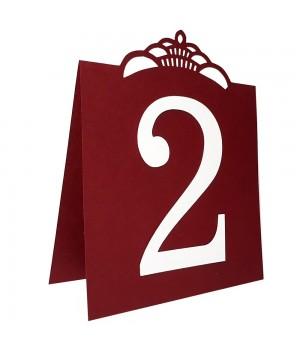 Номер на стол №1