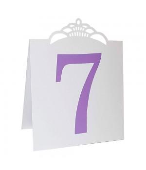 Номер на стол №7