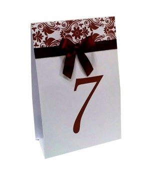 Номер на стол №2