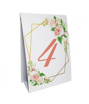 Номер на стол №13