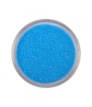 Песок для песочной церемонии голубой