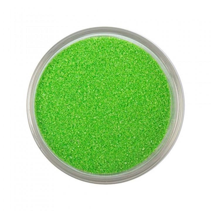 Песок для песочной церемонии зеленый светлый