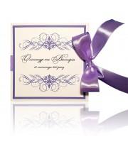Свадебные пригласительные №314