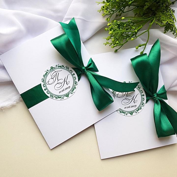 Свадебные пригласительные №79