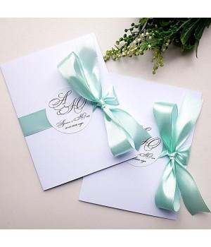 Свадебные пригласительные №67