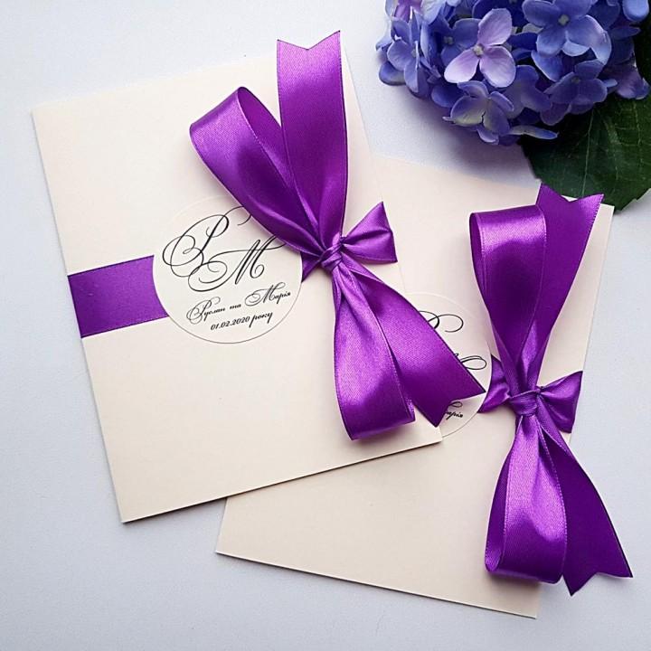 Свадебные пригласительные №71
