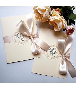 Свадебные пригласительные №68