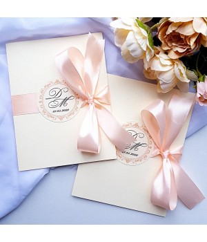 Свадебные пригласительные №507
