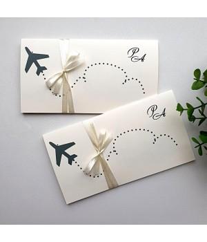 Свадебные пригласительные №450