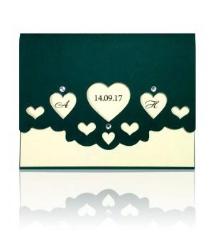 Свадебные пригласительные №248