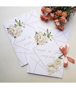 Свадебные пригласительные №520