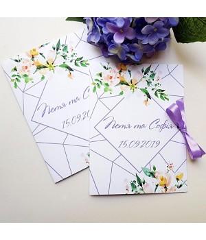 Свадебные пригласительные №523