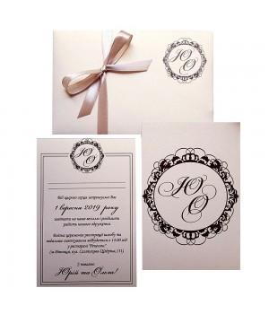 Свадебные пригласительные №422