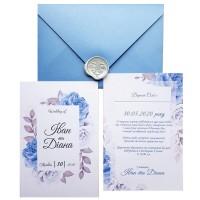 Свадебные пригласительные №440