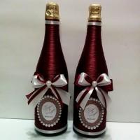 Свадебное шампанское №6