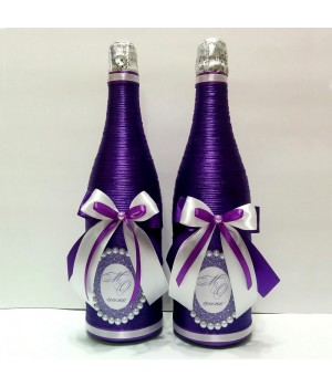 Свадебное шампанское №2