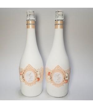 Свадебное шампанское №16