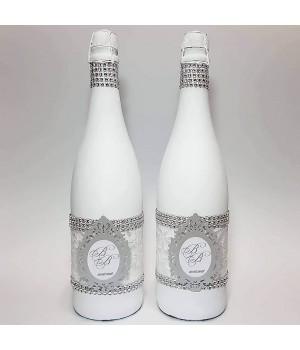 Свадебное шампанское №19