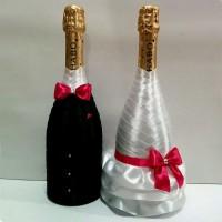Свадебное шампанское №7