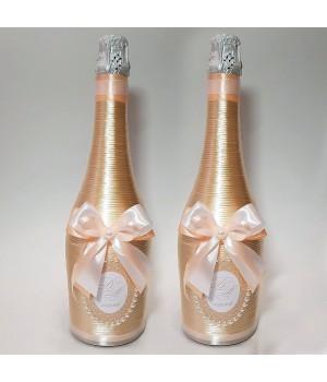 Свадебное шампанское №28