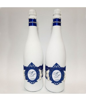 Свадебное шампанское №24