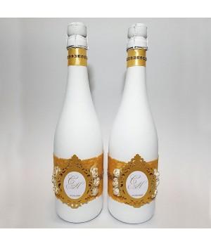 Свадебное шампанское №26