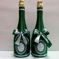 Свадебное шампанское №4