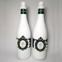 Свадебное шампанское №27