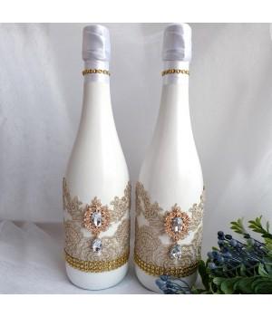 Свадебное шампанское №44