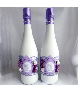 Свадебное шампанское №33