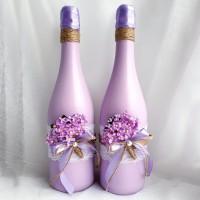 Свадебное шампанское №48