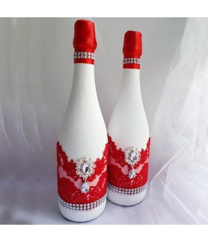 Свадебное шампанское №43