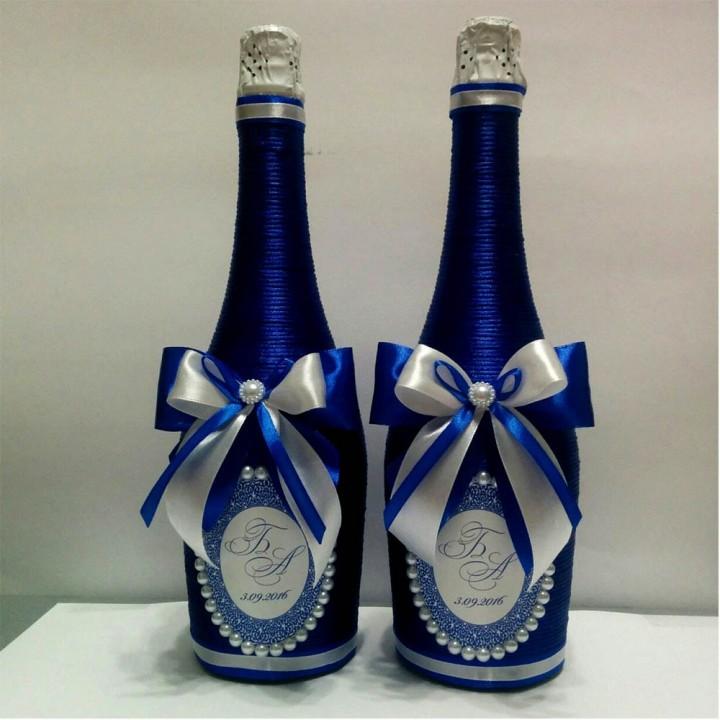 Свадебное шампанское №3