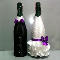 Свадебное шампанское №9
