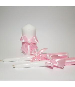 Свадебные свечи №11
