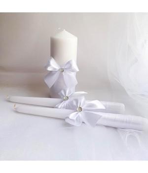 Свадебные свечи №16