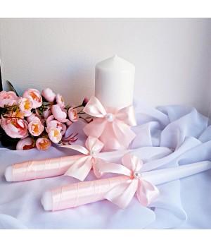 Свадебные свечи №17