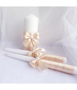 Свадебные свечи №18