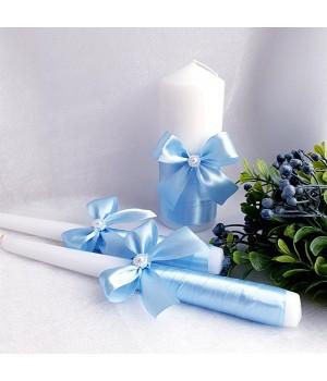 Свадебные свечи №19