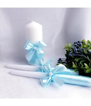 Свадебные свечи №20