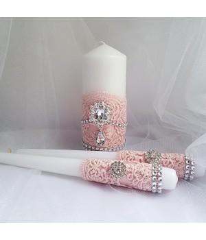 Свадебные свечи №29