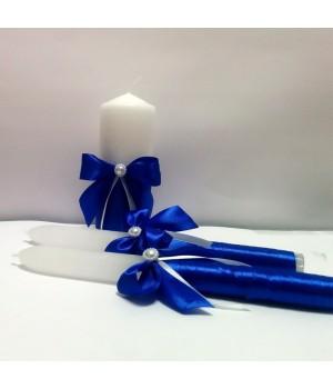 Свадебные свечи №5